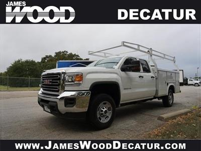 2019 Sierra 2500 Extended Cab 4x2, Service Body #193260 - photo 1
