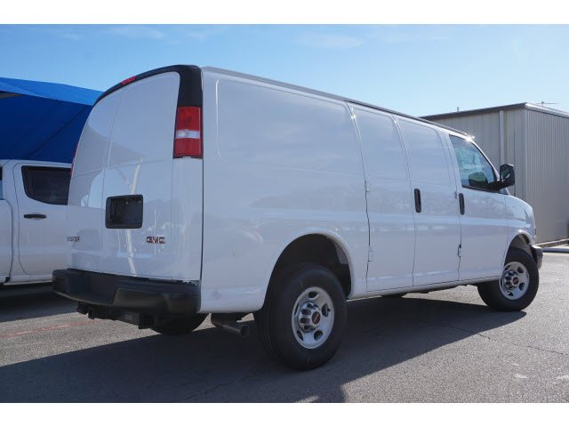 2020 Savana 2500 4x2, Adrian Steel Commercial Shelving Upfitted Cargo Van #200893 - photo 3