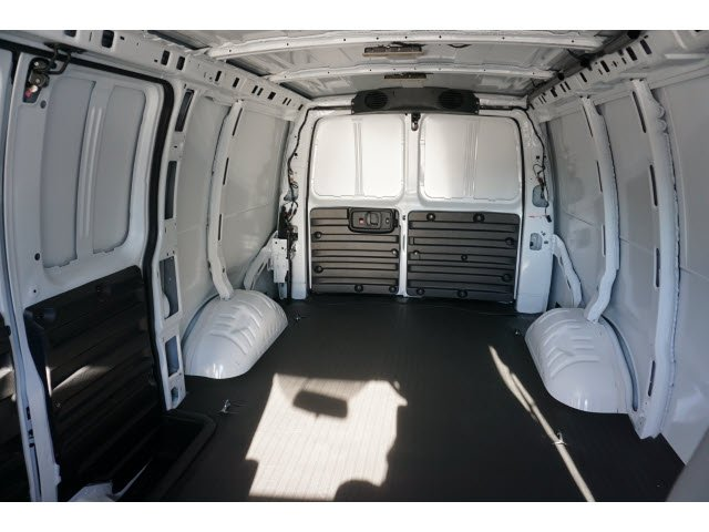 2020 Savana 2500 4x2, Adrian Steel Commercial Shelving Upfitted Cargo Van #200893 - photo 5