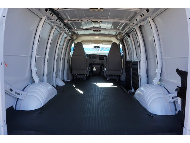 2020 GMC Savana 2500 4x2, Adrian Steel Upfitted Cargo Van #200965 - photo 1