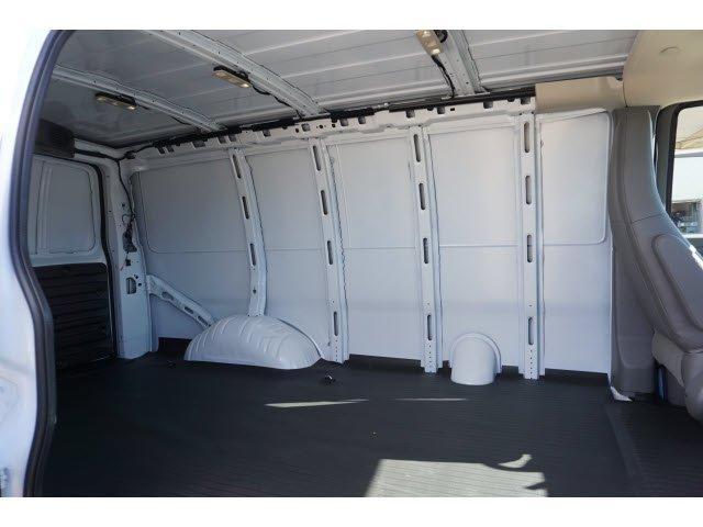 2020 Savana 2500 4x2, Adrian Steel Commercial Shelving Upfitted Cargo Van #200965 - photo 4