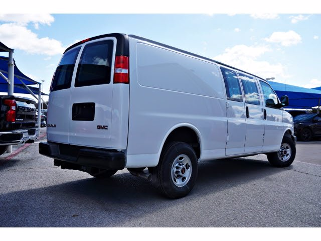 2020 Savana 3500 4x2, Empty Cargo Van #202185 - photo 3