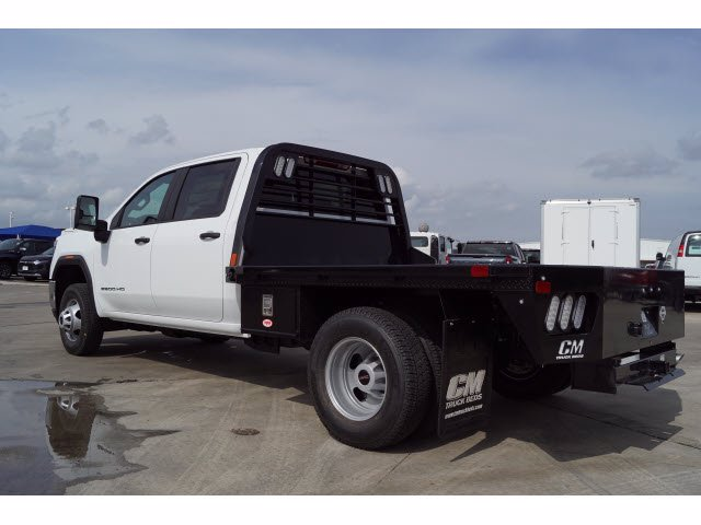 2020 Sierra 3500 Crew Cab 4x4, CM Truck Beds Platform Body #202356 - photo 1