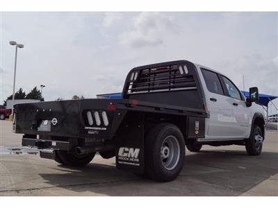 2020 GMC Sierra 3500 Crew Cab 4x4, CM Truck Beds RD Model Platform Body #202356 - photo 4