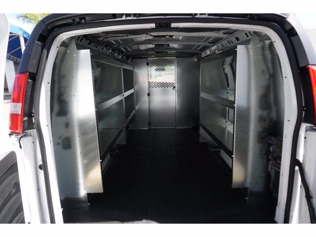 2020 GMC Savana 2500 4x2, Upfitted Cargo Van #202440 - photo 1