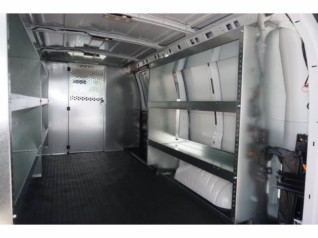 2020 Savana 2500 4x2, Upfitted Cargo Van #202440 - photo 9