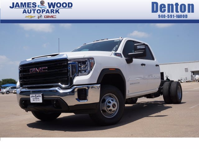 2020 GMC Sierra 3500 Crew Cab 4x4, Cab Chassis #203269 - photo 1
