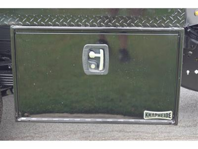 2020 GMC Sierra 3500 Crew Cab 4x4, Knapheide PGNB Gooseneck Platform Body #203430 - photo 14