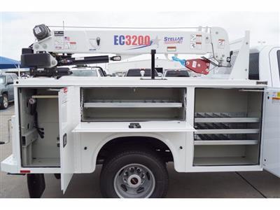 2020 GMC Sierra 3500 Crew Cab 4x4, Knapheide Steel Service Body #203433 - photo 10