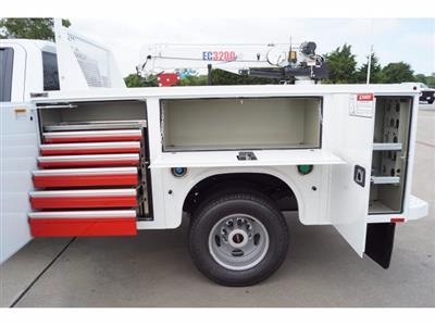 2020 GMC Sierra 3500 Crew Cab 4x4, Knapheide Steel Service Body #203433 - photo 7