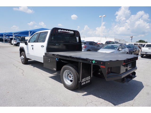 2020 GMC Sierra 3500 Crew Cab 4x4, Knapheide Platform Body #203520 - photo 1
