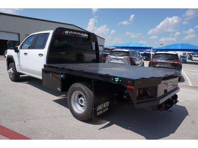 2020 GMC Sierra 3500 Crew Cab 4x4, Knapheide Platform Body #203521 - photo 1