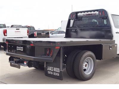 2020 GMC Sierra 3500 Crew Cab 4x4, Knapheide PGNB Gooseneck Platform Body #203522 - photo 12