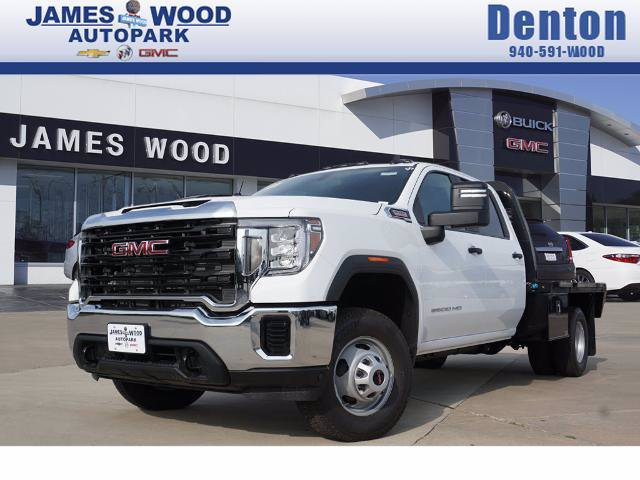 2020 GMC Sierra 3500 Crew Cab 4x4, Knapheide Platform Body #203772 - photo 1
