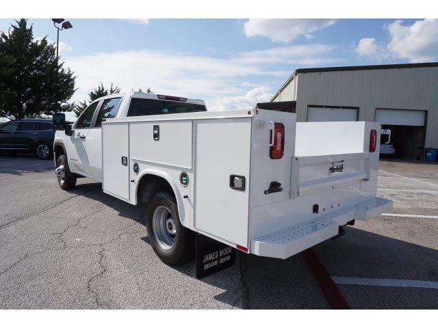 2020 GMC Sierra 3500 Crew Cab 4x4, Knapheide Service Body #204184 - photo 1
