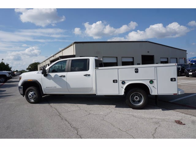 2020 GMC Sierra 3500 Crew Cab 4x4, Knapheide Steel Service Body #204184 - photo 8