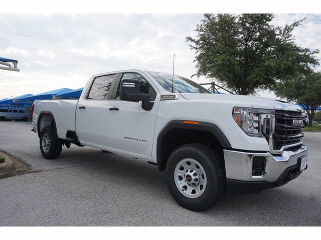 2020 GMC Sierra 3500 Crew Cab 4x2, Pickup #204254 - photo 4