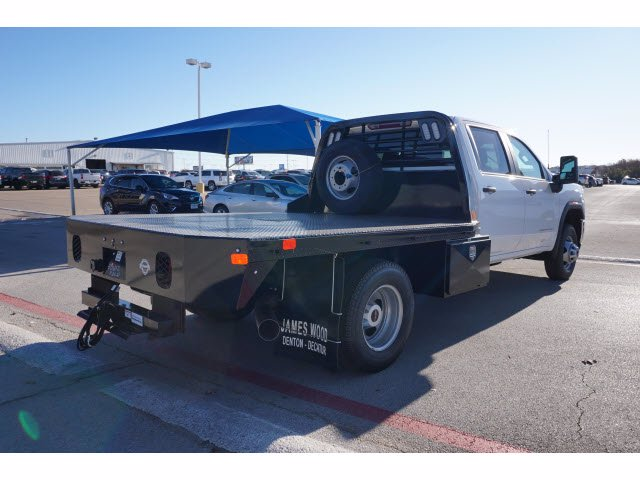 2020 GMC Sierra 3500 Crew Cab 4x4, CM Truck Beds Dealers Truck Platform Body #204758 - photo 6