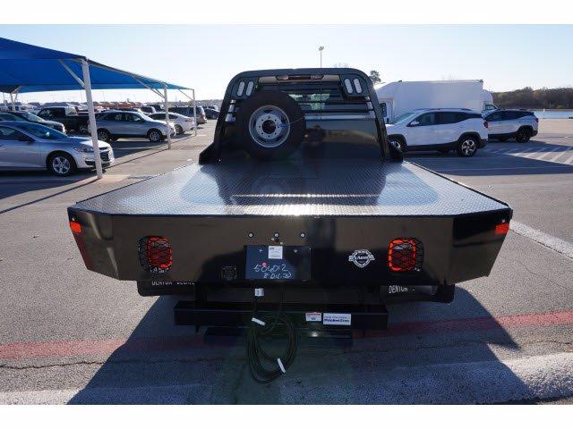 2020 GMC Sierra 3500 Crew Cab 4x4, CM Truck Beds Dealers Truck Platform Body #204758 - photo 7