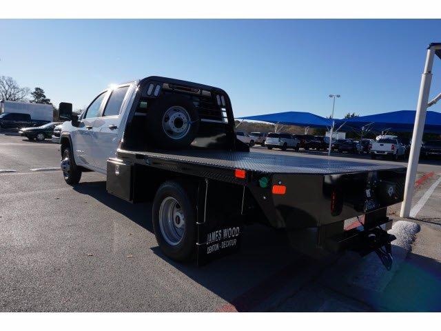 2020 GMC Sierra 3500 Crew Cab 4x4, CM Truck Beds Platform Body #204758 - photo 1