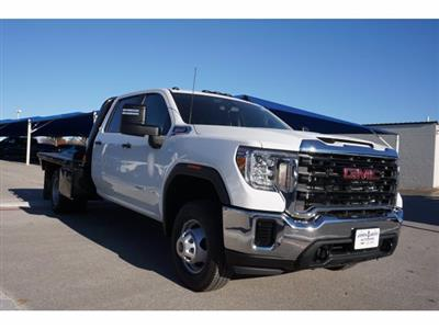 2020 GMC Sierra 3500 Crew Cab 4x4, CM Truck Beds Dealers Truck Platform Body #204758 - photo 4