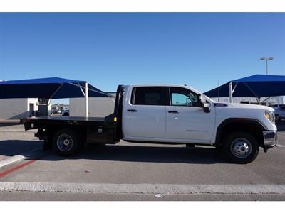 2020 GMC Sierra 3500 Crew Cab 4x4, CM Truck Beds Dealers Truck Platform Body #204758 - photo 5