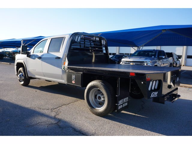 2020 GMC Sierra 3500 Crew Cab 4x4, CM Truck Beds Platform Body #204760 - photo 1