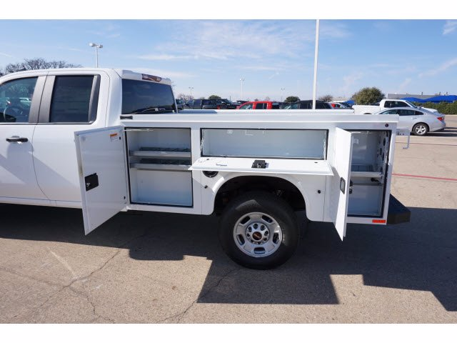 2020 GMC Sierra 2500 Double Cab 4x2, Knapheide Steel Service Body #204807 - photo 6