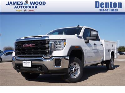 2020 GMC Sierra 2500 Double Cab 4x2, Knapheide Steel Service Body #204807 - photo 1