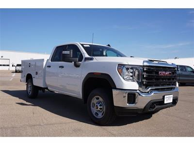 2020 GMC Sierra 2500 Double Cab 4x2, Knapheide Steel Service Body #204807 - photo 3