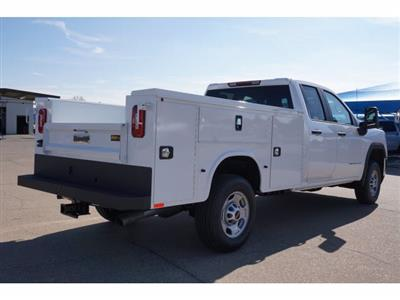 2020 GMC Sierra 2500 Double Cab 4x2, Knapheide Steel Service Body #204807 - photo 4