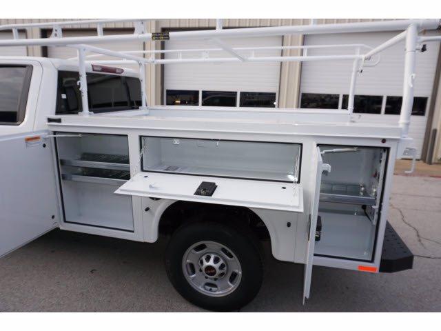 2020 GMC Sierra 2500 Double Cab 4x2, Service Body #204813 - photo 8