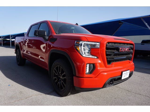 2021 GMC Sierra 1500 Crew Cab 4x2, Pickup #210265 - photo 3