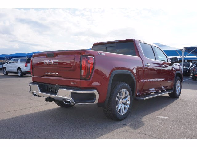 2021 GMC Sierra 1500 Crew Cab 4x4, Pickup #210824 - photo 4