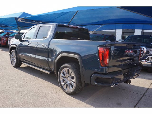 2021 GMC Sierra 1500 Crew Cab 4x4, Pickup #210843 - photo 2