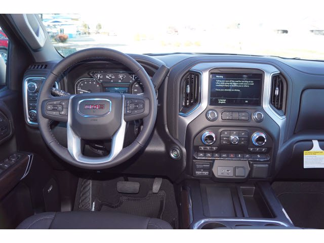 2021 GMC Sierra 1500 Crew Cab 4x4, Pickup #211061 - photo 4
