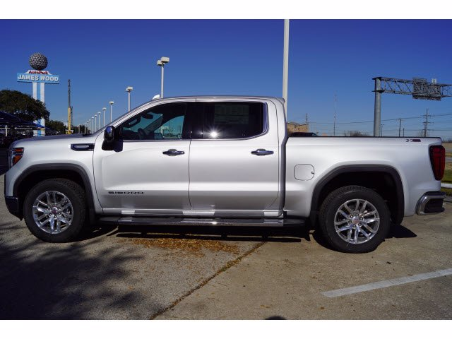 2021 GMC Sierra 1500 Crew Cab 4x4, Pickup #211264 - photo 3