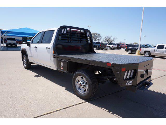 2021 GMC Sierra 2500 Crew Cab 4x2, CM Truck Beds Platform Body #212040 - photo 1