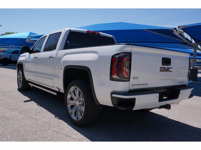 2018 GMC Sierra 1500 Crew Cab 4x4, Pickup #212112A1 - photo 4