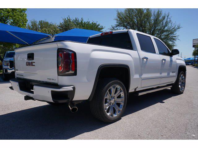 2018 GMC Sierra 1500 Crew Cab 4x4, Pickup #212112A1 - photo 6