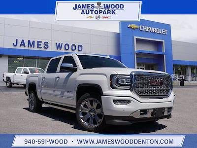 2018 GMC Sierra 1500 Crew Cab 4x4, Pickup #212112A1 - photo 1