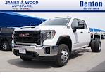 2021 GMC Sierra 3500 Crew Cab 4x2, Cab Chassis #212304 - photo 1