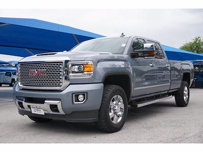 2016 GMC Sierra 3500 Crew Cab 4x4, Pickup #212372A1 - photo 3