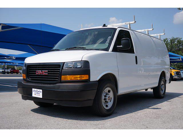 2020 GMC Savana 2500 4x2, Adrian Steel Commercial Shelving Upfitted Cargo Van #213027A1 - photo 2