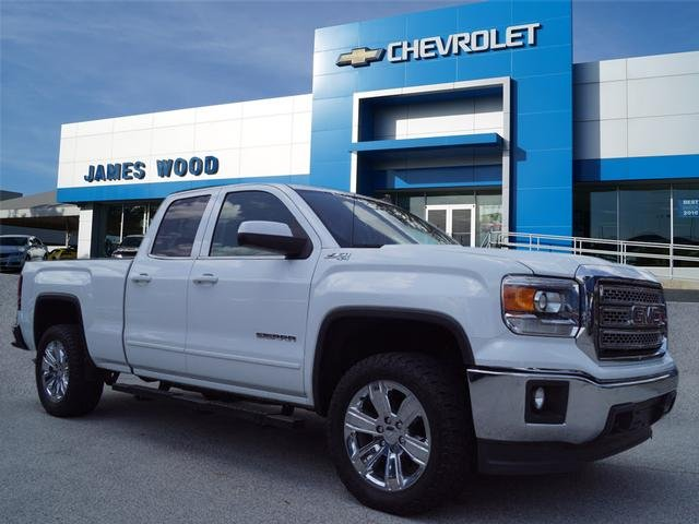 2014 Sierra 1500 Double Cab 4x4 Pickup #271361B1 - photo 1