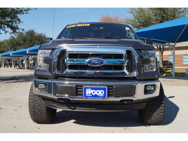 2016 F-150 Regular Cab 4x4 Pickup #272455A1 - photo 5