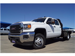 2018 Sierra 3500 Crew Cab DRW 4x4, Knapheide Platform Body #280701 - photo 1