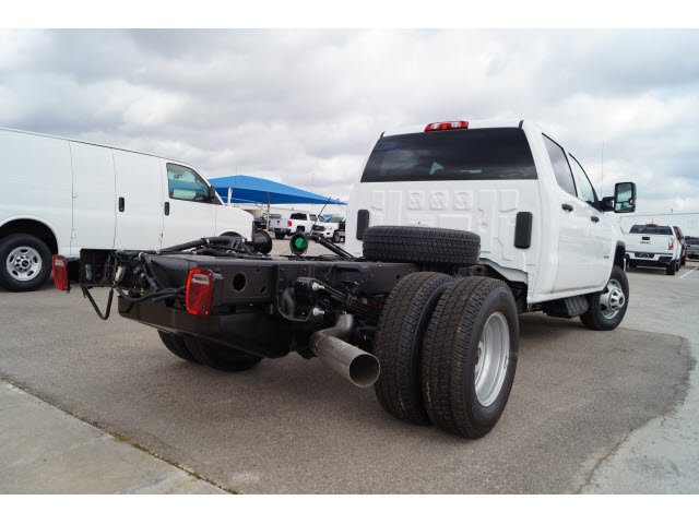 2018 Sierra 3500 Crew Cab DRW 4x4,  Cab Chassis #280953 - photo 2