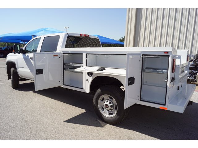 2018 Sierra 2500 Crew Cab, Knapheide Service Body #282416 - photo 3