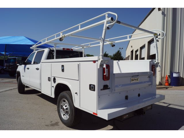 2018 Sierra 2500 Crew Cab 4x2,  Knapheide Service Body #282417 - photo 2